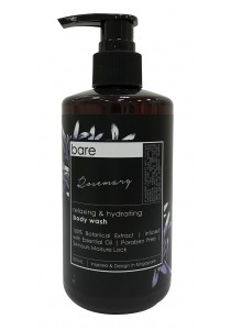 Bare Body Wash 300ml - Rosemary
