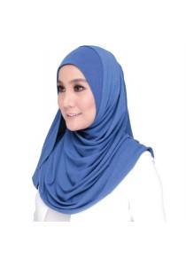 Hijab&Me - AYANA Basic Cantik (Royal Blue)