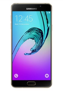 Samsung Galaxy A7 (2016) with 32GB Micro SD -Gold