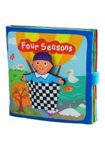 Cloth Book - Four Seasons -BT07