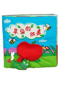 Cloth Book - Apple's Story -BT06