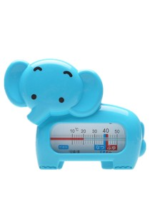 Baby Bath Thermometer - BKM04 (Blue Elephant)