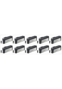 Sandisk 32GB Ultra Dual Drive Type-C OTG (SDDDC2-032G-G46-10U) 10Units