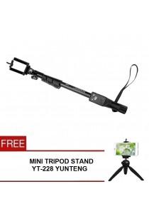 Yunteng YT-1288 Selfie Monopod + YT-228 Mini Tripod Stand