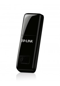 TP-Link 300Mbps Mini Wireless N USB Adapter TL-WN823N