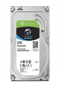 "Seagate SkyHawk 2TB Surveillance 3.5"" Internal Hard Disk"