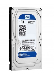 "Western Digital Blue 1TB 3.5"" Internal Hard Disk"