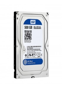 "Western Digital Blue 500GB 3.5"" Internal Hard Disk"