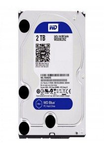 "Western Digital Blue 2TB 3.5"" Internal Hard Disk"