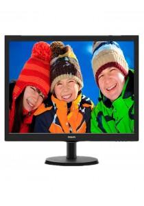 Philips 21.5'' LED Monitor (193V5LSB2)