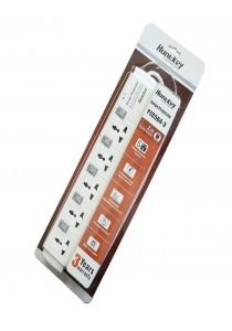 Huntkey SZN504-3 Power Strip 5-Sockets Surge Protector