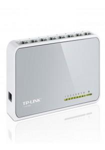 TP-Link 8-Port 10/100Mbps Desktop Switch TL-SF1008D