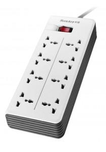 Huntkey SZN801-3 Power Strip 8-Sockets Surge Protector