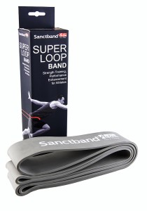 Sanctband Active Super Loop Band Grey (Extreme Heavy)