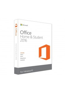 Microsoft Office Home & Student 2016 (1 User)