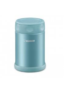 ZOJIRUSHI 500ml S/S Food Jar - SW-EAE-50-AB (Aqua Blue)