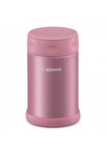 ZOJIRUSHI 500ml S/S Food Jar - SW-EAE-50-PS (Shiny Pink)