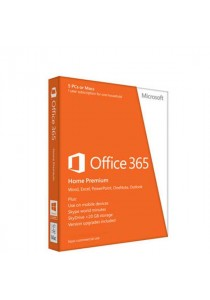 Microsoft Office 365 Home Premium (1 Year-5Pc)