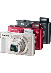 Canon PowerShot SX620 HS 20.2MP Digital Camera (Red/Black/White) (Official Canon Malaysia Warranty)