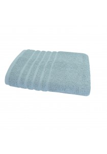 Essina 100% Soft Cotton Bath Towel Sara 70cm x 140cm - BLUE