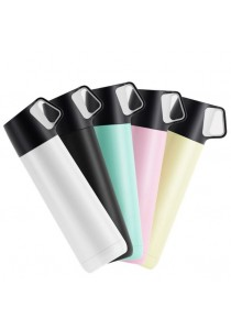Stylish Thermos Bottle Stainless Steel Vacuum Thermo Flask