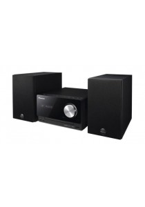 Pioneer X-CM52BT-K DVD/CD Receiver System with iPod / iPhone / iPad Playback - FM Tuner - Bluetooth and USB