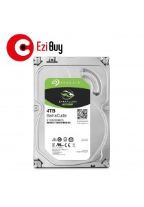 Seagate BarraCuda ST4000DM005 4TB 64MB 3.5'' Internal Hard Drive