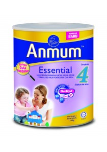 Anmum Essential Step 4 (3-5years) 1.6kg Plain