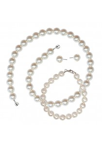 Basic SWAROVSKI Pearl Full Gift Set Crafted by Angie