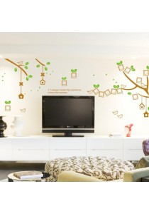 OEM - Charming Instant Photo Frame Wall Stickers