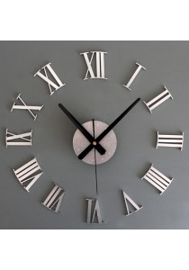 New High Quality Alloy Diy Art Wall Clock