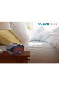 Trendy Digital Alarm Clock - Black