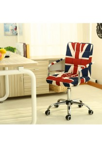 Fully Assembled Ergonomic Office Chair - Fabric
