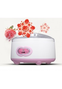 Play Bear 1L Yogurt Maker Machine - Pink