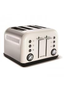 Morphy 242005 Richards Toaster 4-Slice White