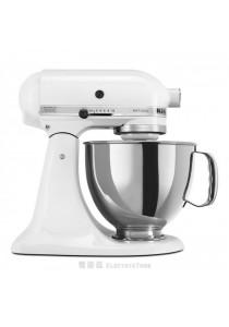 Kitchenaid 5KSM150PSBWH Stand DD Mixer 4.8L White