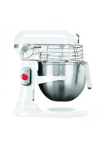Kitchenaid 5KSM7990XBWH Stand Mixer Professional Bowl-lift 6.9L White