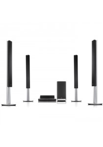 LG BH9540TW 3D Blu Ray HTS 1460W Wireless Rear SPK