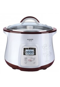 Khind DB18S Double Boiler With 1 Big 3 Small Pots