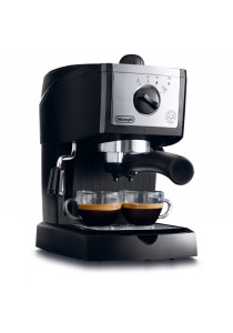 Delonghi EC156.B Pump Driven Espresso Maker 15Bar 1L