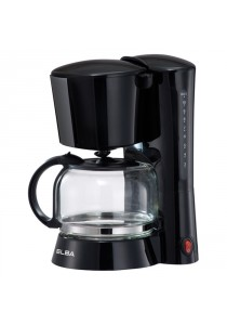 Elba ECM-D1287 (BK) Coffee Maker 1.25L