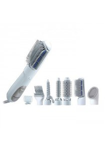 Panasonic EH-KA71 Hair Styler Silent 7 Attachments
