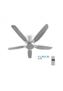 """Panasonic F-M15E2 60"""" Ceiling Fan Remote NAMI 5 Blades"""