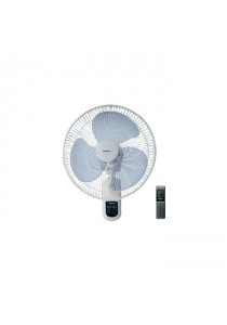 "Panasonic F-MU44R Wall Fan 16"" Remote Control"