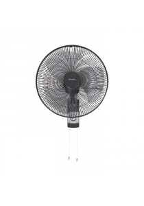 "Panasonic F-MU453 Wall Fan 18"" Dark Grey"