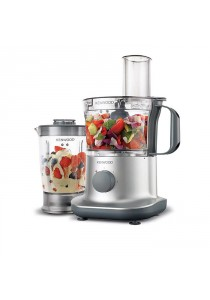 Kenwood FPP225 Food Processor Compact 2.1L 750W Silver