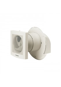 Panasonic FV-15EGK1 V Fan Wall Mounted Pipe 6""