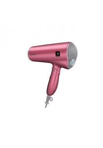 Sharp IFPB1SP Hair Dryer Plasma Cluster Ion Pink