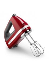 Kitchenaid KHM-720ER Hand Mixer 7-Speed Empire Red