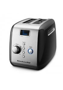 Kitchenaid KMT223G OB 2 Slots Pop Up Toaster Onyx Black